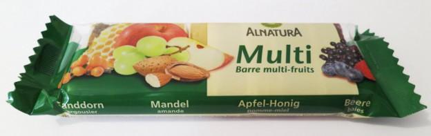 Alnatura Multi-Frucht-Riegel